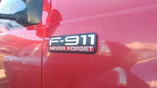 ford 911 never forget trucks