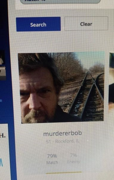 murder wtf online dating funny - 8426703616