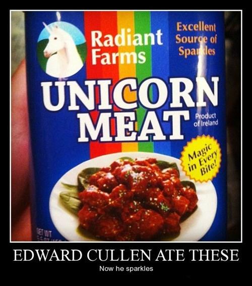 unicorn edward twilight Sparkle funny - 8426808576