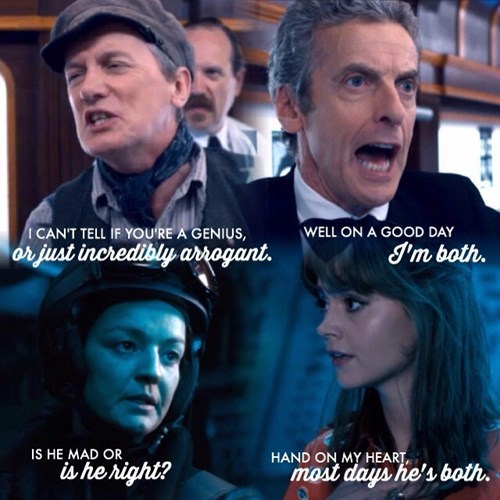 the doctor 12th Doctor why not both why not both why not both why not both - 8426862336