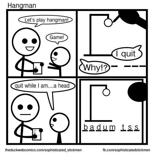hangman,comics,web comics