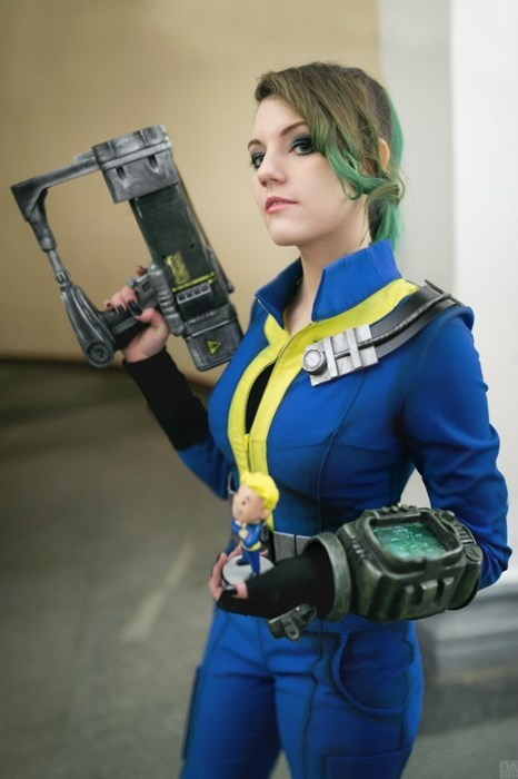 cosplay fallout vault 101 - 8426932736