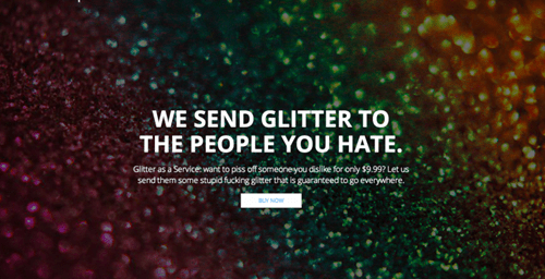 glitter revenge prank Video g rated win - 8426952960