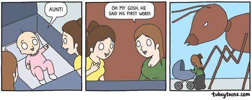 Babies puns web comics - 8426953216