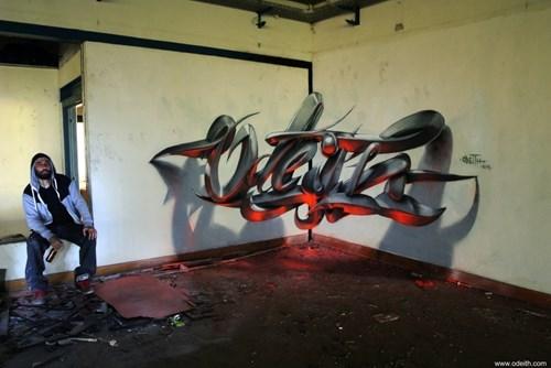 Street Art hacked irl perspective - 8426958336