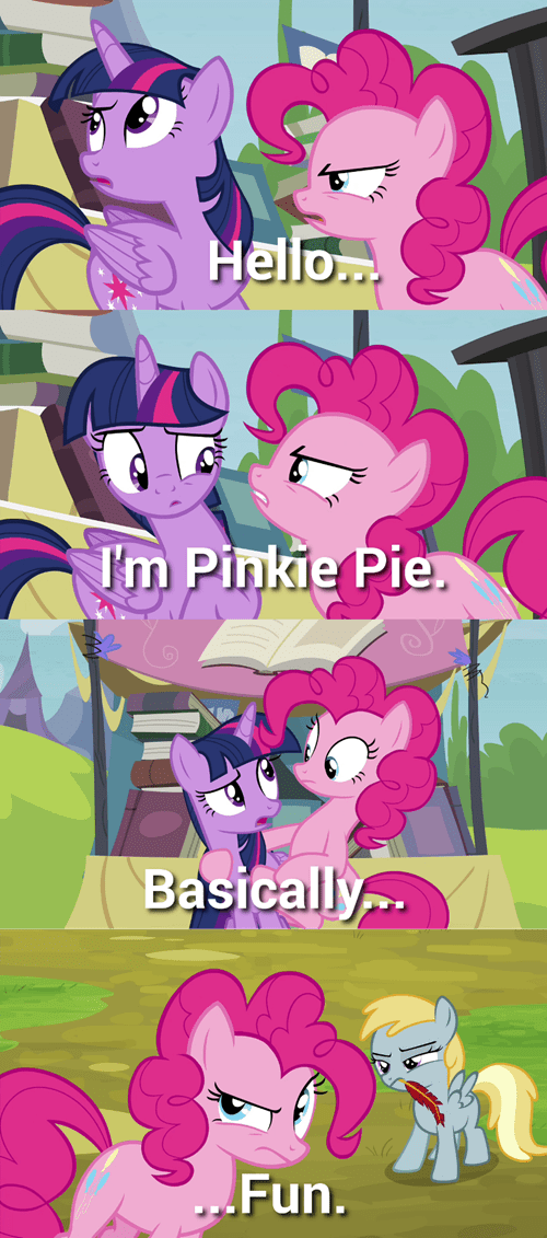 fun,pinkie pie,doctor quotes