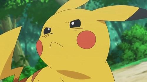 Pokémon pikachu grumpy - 8427212800