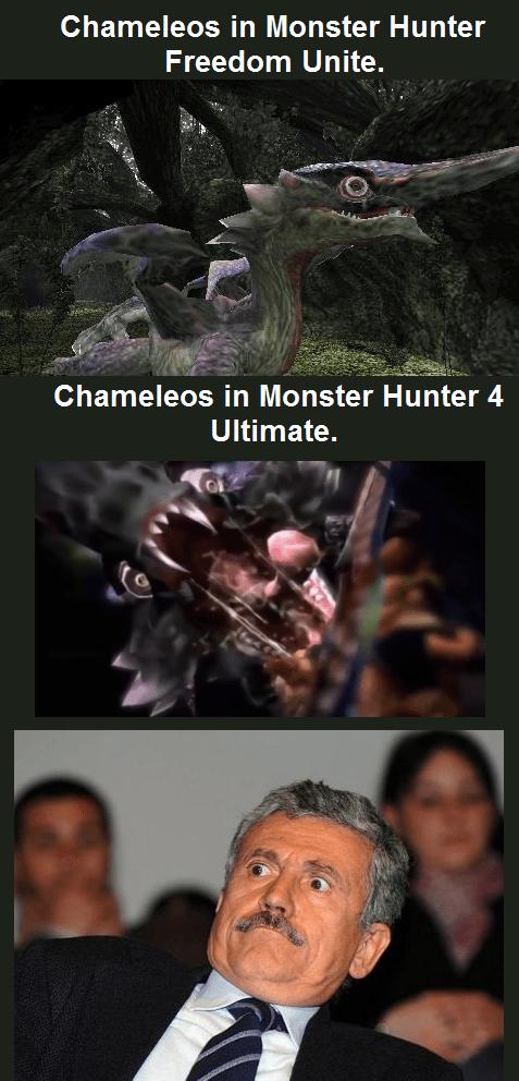 monster hunter nightmare fuel - 8427308800