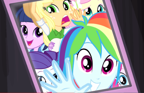 equestria girls mane 6 - 8427374336