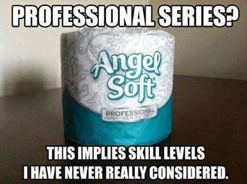 monday thru friday Professional At Work toilet paper - 8427445504