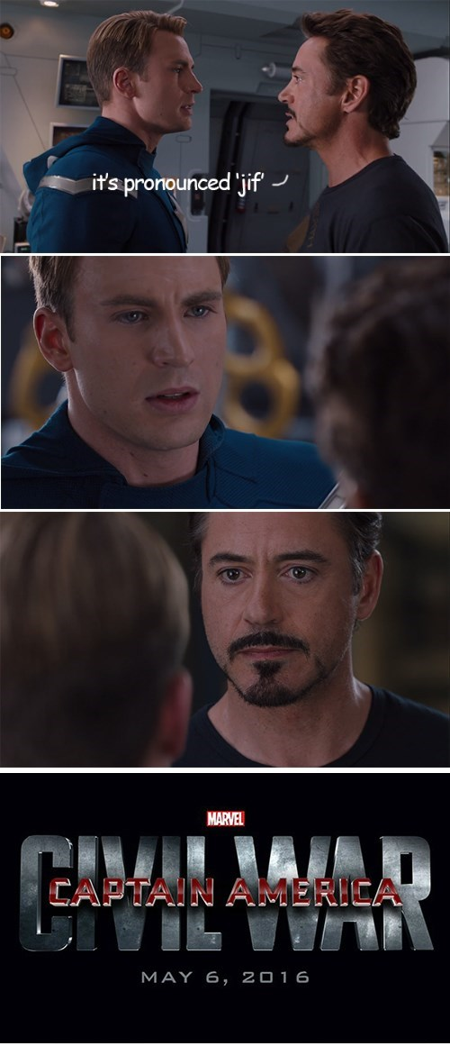 gifs iron man captain america civil war mcu - 8427554048