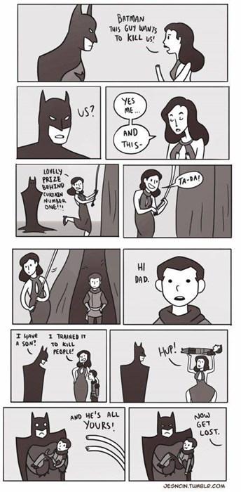 talia al guhl robin batman web comics - 8427564800