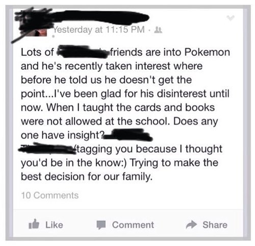 Pokémon what facebook idiots - 8427612928