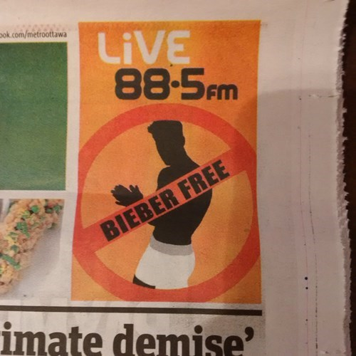 Canada radio radio stations justin bieber - 8427684096