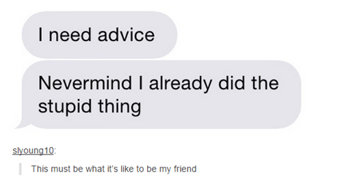 tumblr advice texting failbook g rated - 8427724032