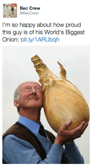twitter onions food world record - 8427728128
