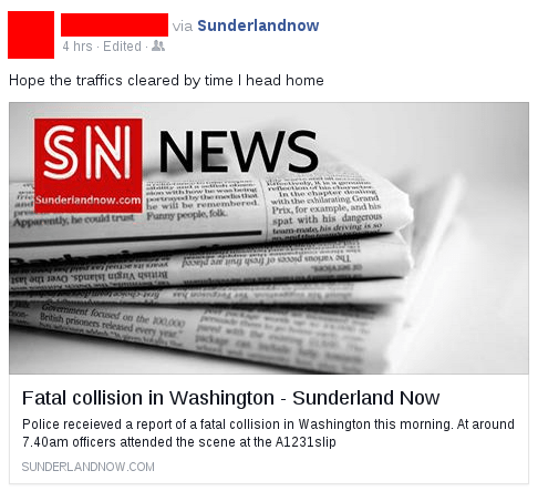 news accident facepalm - 8427734272