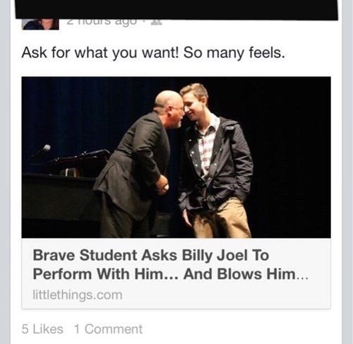 whoops,billy joel,headline,accidental sexy,failbook