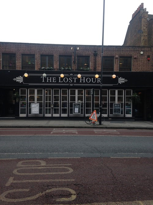 pub called the lost hour