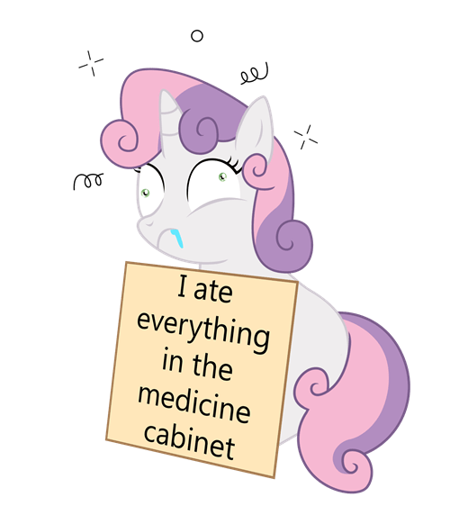Sweetie Belle ponify the memes shaming - 8428242944