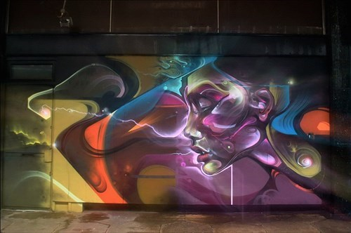 Street Art graffiti hacked irl - 8428329472