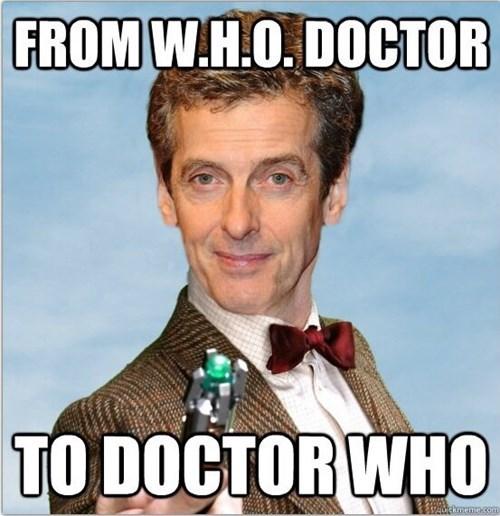 Peter Capaldi 12th Doctor world war z - 8428344064