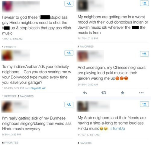 twitter racism facepalm - 8428357888