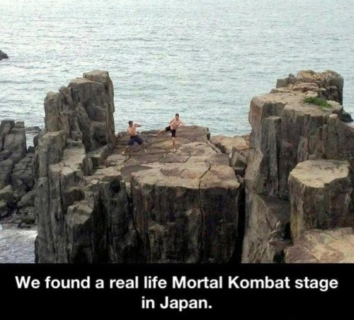 Mortal Kombat,IRL,Japan