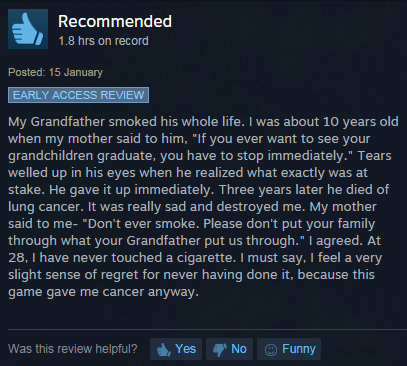 reviews,steam,user reviews,h1z1