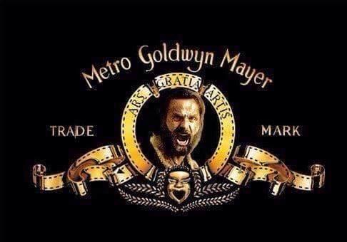 Rick Grimes MGM lion - 8428464384