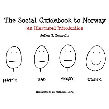 norway is happy when drunk