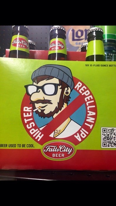 beer ipa hipster funny - 8429673472