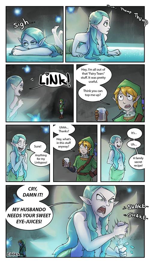link zelda web comics - 8430341120