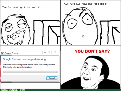 the internets you dont say chrome - 8430442752