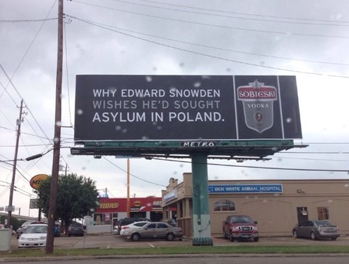 edward snowden wishes he had good vodka