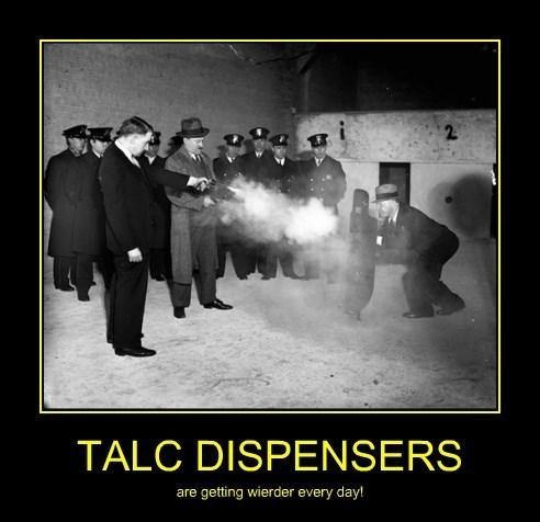 cops talcum powder funny - 8430495232