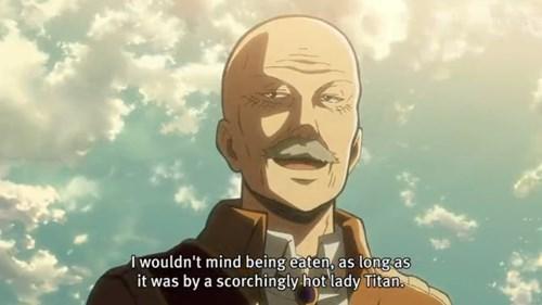 cannibalism anime memefield pls attack on titan - 8430496512
