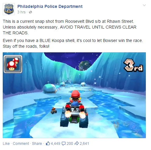 twitter Mario Kart police - 8430981376