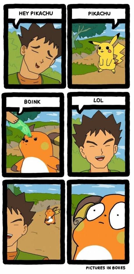 raichu pikachu classic web comics - 8431125248