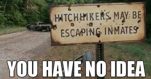 Memes hitchhiking The Walking Dead - 8431196672