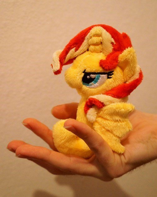 seapony Plushie crafts sunset shimmer - 8431252480