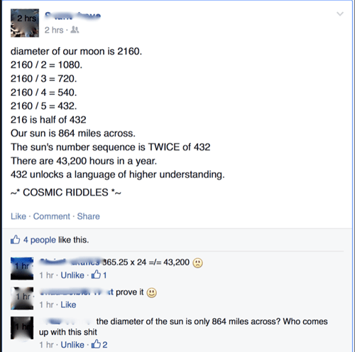 conspiracy facepalm coincidence math - 8431262720