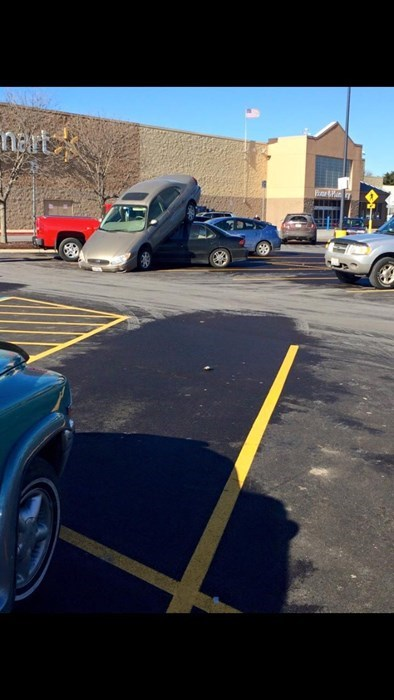douchebag parkers facepalm cars parking