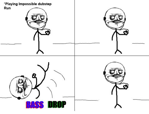 Music me gusta dubstep bass drop - 8431291136