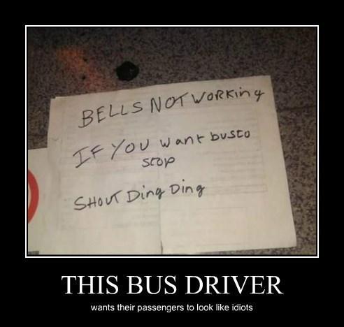 driver idiots funny bus