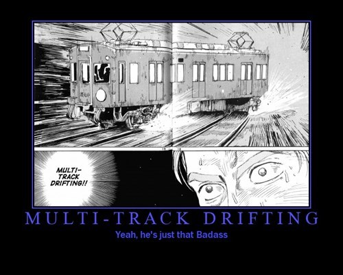 wtf drifting Japan train funny - 8431366912