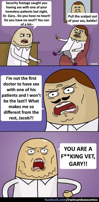 gross doctors web comics - 8431645696
