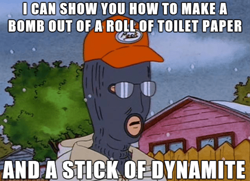 King of the hill,dale gribble