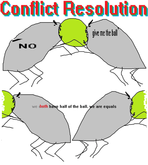 life hacks web comics conflict - 8431811072