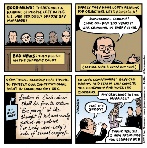 poltiics,justice,gay marriage,sad but true,web comics